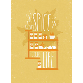 Typography - Add Some Spice