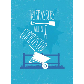 Typography - Trespassers