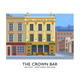 Belfast - The Crown Bar