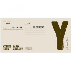 Yard Gallery Gift Voucher