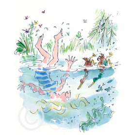 Quentin Blake - D is For Ducks