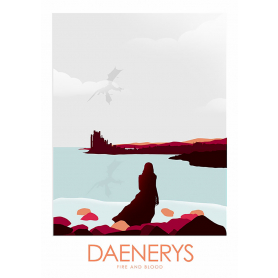 TV - Game of Thrones Daenerys