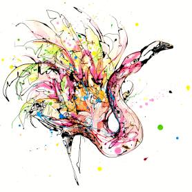 Print Ltd Edition Animals - Dancing Queen