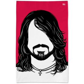 Tea Towel - Dave Grohl