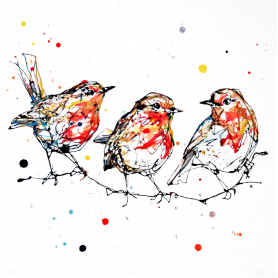 Print Ltd Edition - Animals Series - Dawn Chorus