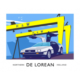 Belfast - DeLorean