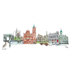 Co Derry - Derry Skyline