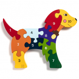 Number Dog