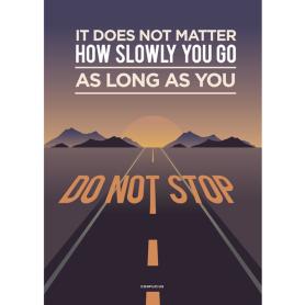Do Not Stop Confucius
