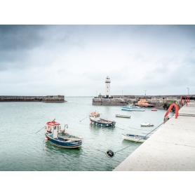 Ards Peninsula - Donaghadee Harbour