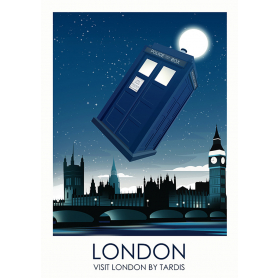 TV - Dr Who London