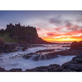 Co Antrim - Dunluce Castle