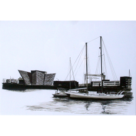 Early Light Belfast Docks II