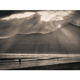 Early Morning at Murlough Bay
