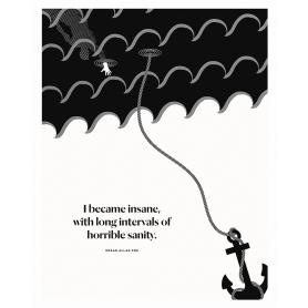 Edgar Allan Poe - I Became Insane