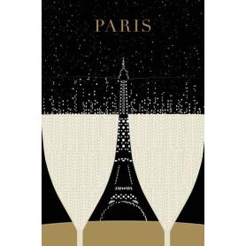Paris Illustrations Eiffel Tower