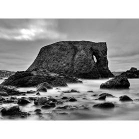 Co Derry - Elephant Rock Monochrome