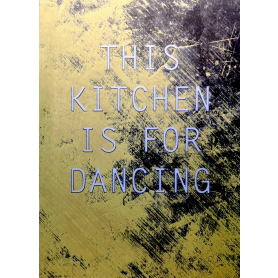 Aluminium Print: This Kitchen Is For Dancing Yellow