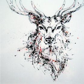 Print Ltd Edition - Animals Series - Exchange
