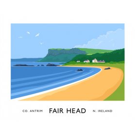 Co Antrim - Fair Head