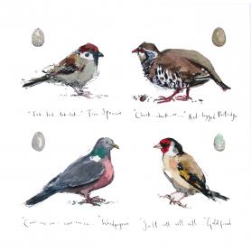 Farmland Birds
