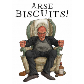 Father Ted - Father Jack - Arse Biscuits
