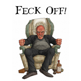 Father Ted - Father Jack - Feck Off