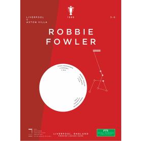 Liverpool - Robbie Fowler vs Aston Villa 1996