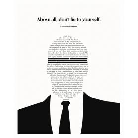 Fyodor Dostoevsky - Don't Lie