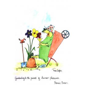 Gardening Pleasures (Francis Bacon)