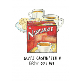 Drinks - Nambarrie Tea