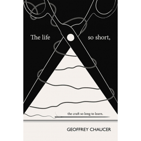 Literary Print - Geoffrey Chaucer