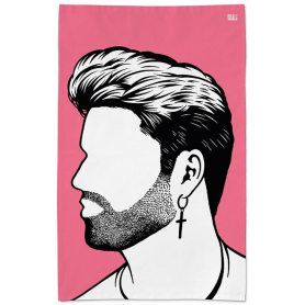 Tea Towel - George Michael