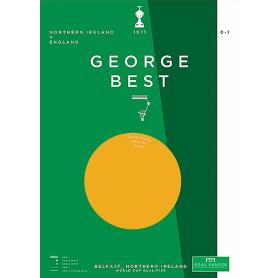 Northern Ireland - George Best vs England 1971