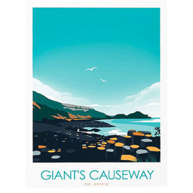 Co Antrim - Giants Causeway