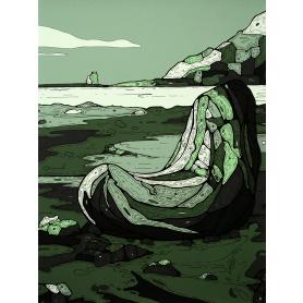 Giant's Causeway Green
