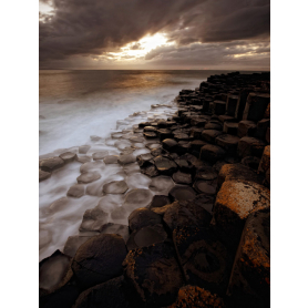 Co Antrim - Giant's Causeway Evening