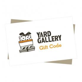 Yard Gallery Gift Code