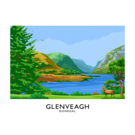 Co Donegal - Glenveagh