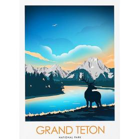 National Park - Grand Teton