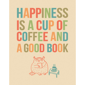 Happiness Is A Good Book