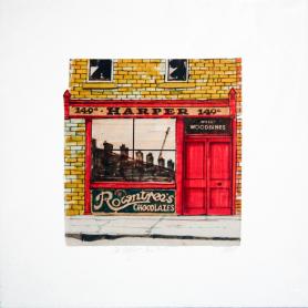 Old Belfast Shopfronts - Harper