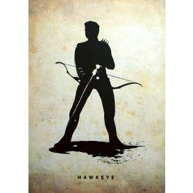 Superheroes Hawkeye