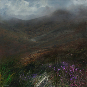 Heather On The Mournes