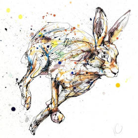 Print Ltd Edition - Animals Series - High Tail