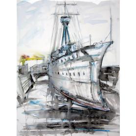 Original Belfast - HMS Caroline