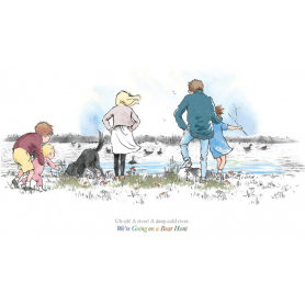 We're Going on a Bear Hunt - Deep Cold River
