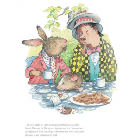 Alice in Wonderland - March Hare & Hatter