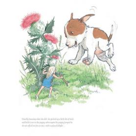 Alice in Wonderland - The Puppy