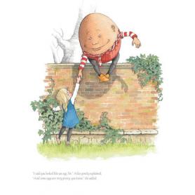 Alice in Wonderland - Like An Egg
